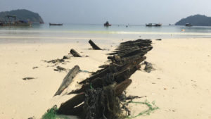 Moken island