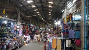 Ranong Market Hall