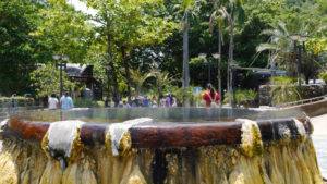 Ranong Hot Spring Hole