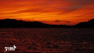 Wow ... Amazing Mergui archipelago at sunrise